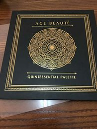 Wholesale eyeshadow platte - Dropshipping Ace Beaute Eyeshadow Platte Ace Beaute Quintessential Palette 16 Colors Matte and Shinny Eyeshadow