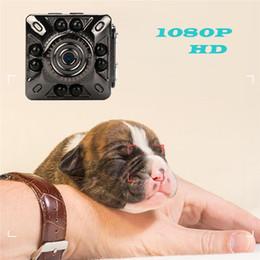 Argentina 32 GB SQ10 Mini DV cámara portátil 1080P HD Car DVR visión nocturna Video Recorder cámara de seguridad de detección de movimiento Nuevo cheap new hd car dvr camera Suministro