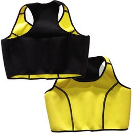 Wholesale Wholesale Body Shapers Top - Free Shipping Girl's Shapers Vest Sports Corset Top Bra 2016 New Brand Women Training Slimming Body Control Fat Blaster S-XXXL QP100