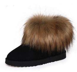 Nouvelles bottes pour femmes de haute qualité Classic Short femmes bottes bottes de neige Bottes d'hiver bottes en cuir européenne taille de chaussure: 35-40 ? partir de fabricateur