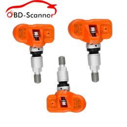 Wholesale Tpms Sensor Internal Tire Pressure - Wholesale-New Autel TPMS sensor 433mhz Car TPMS Tire Pressure Monitoring System With 4 Internal Sensor Tire Pressure