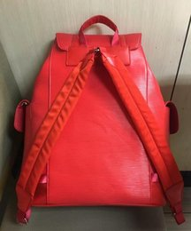 Wholesale Europe Fashion Bag - High quality Europe 2017 Luxury brand women backpack men bag Famous designers canvas men's backpack women's travel bag backpacks