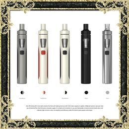 Wholesale E Cigarette Joytech - Joytech eGo AIO Kit E Cigarette Vaporizer Kits 1500mah Battery Mod 2.0ml Childproof All-in-one E Cigs