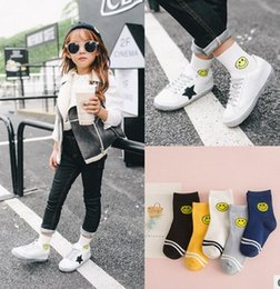 Wholesale Mustache Baby - 2016 Autumn Kids socks Shark mustache new boys girls cotton sports socks baby Children gifts Cheap price wholesale