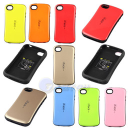 Wholesale Iphone4 Protective Cover - New iface Case Candy Color Back Cover Full Protective For Samsung galaxy S3 S4 S5 S6 Note3 note4 iphone4 5 5s 5c iphone 6 6 plus