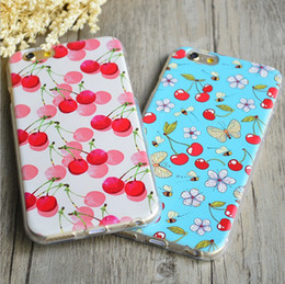 Wholesale Iphone 5c Cases Colours - For iPhone4s iPhone5 5c 5s iPhone6 6s 7 iPhone6 6s 7plus TPU soft-shell colour decoration phone case Opp Bag