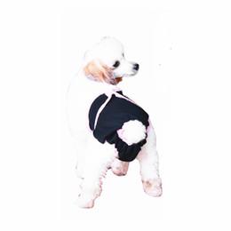 Wholesale Pet Sanitary Pants - Female Pet dog Diapers Puppy physiological Sanitary Cute Short Pants Diaper Underwear Hygienic Pet Dog Pants