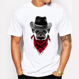 Wholesale 3d Dog Shirts - Hot Sale 2017 Newest 3d dog Printing t shirt Men fashion novelty short sleeve Round Neck Casual t-shirt M-XXXXL
