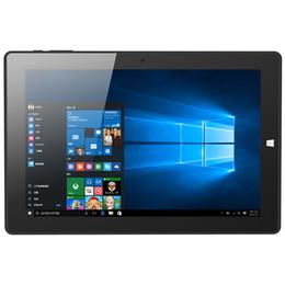 Wholesale Cherry Chinese - 10.1inch Chuwi Hi10 win 10 tablet intel cherry trail Z8300 quad-core 4G Ram 64GB EMMC 1920*1200 FHD IPS HDMI WiFi OTG