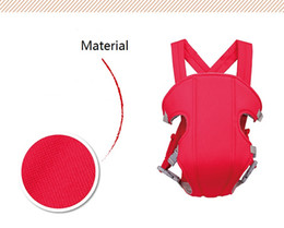 Wholesale Kangaroo Sling - 3-16 Months Breathable Multifunctional Front Facing Baby Carrier Infant Comfortable Sling Backpack Pouch Wrap Baby Kangaroo WA0166