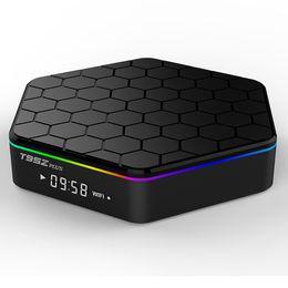 Wholesale android cortex - Android 7.1 T95Z plus S912 TV BOX Octa Core Cortex-A53 2GB 16GB 1000M 2.4G 5G Wifi 4K Smart Streaming Media Box