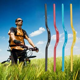 пластиковые велосипедные педали Скидка Услуга комп MTB горный велосипед алюминиевый сплав стояк руль велосипеда 720 * 31.8 мм