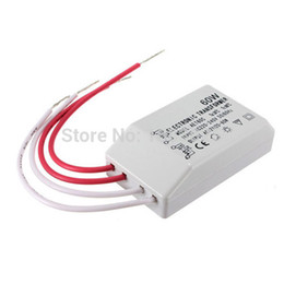 Wholesale Electronic Transformer For Halogen - 60W 220V 12V Halogen Lamp Electronic for Transformer Power Supply Driver Adapter Converter