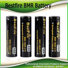 Batería bestfire online-Batería recargable original BestFire BMR 18650 2700mAh 3100mAh 3500mAh 40A 50A 60A 3.7V para 510 hilos Ecig Mods 100% auténtico