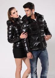 Wholesale Winter Mens Fashion Dress Coats - France Classic Men Women Casual Down Jacket MAYA Down Coats Mens Outdoor Fur Collar Warm Feather dress Winter Coat outwear jackets