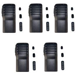 Wholesale Radio Walkie Talkie Kit - Radio Service Parts Case Refurb Kit for ICOM IC-F26 PTT Button Knob Shell walkie talkie yaesu radio comunicador Parts Case