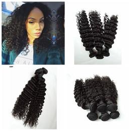 2019 style de tissage de cheveux vague naturelle brazillian cheveux humains tisse en gros prix vague profonde style 3bundles non transformés couleur naturelle brésilienne trame de cheveux humains g-facile style de tissage de cheveux vague naturelle pas cher