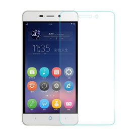 Wholesale Nubia Mini - Ultra Thin Tempered Glass Screen Protecter for ZTE Nubia Z9 mini Nubia Prague V6 Glass Protector for ZTE Mobile Phone Anti-scratch