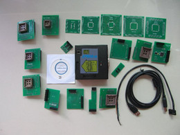 Wholesale Xprog Box - xprogm xprog xprog-m v5.55 ECU chip tuning Programmer X-PROG box and cables full set auto tool