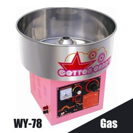 Wholesale Cotton Candy Sugars - WY-771 Electric Cotton Candy Mechine,small spun sugar makers Gas spun sugar makers,Cotton Candy Mechine