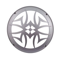 Wholesale Speakers 8inch - olesale 8inch silver speaker metal grille cover,speaker accessories,Audio equipment accessories,free shipping