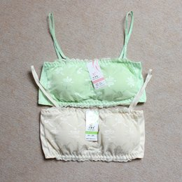 Wholesale Sexy Boobs Girls - Wholesale-Women's Sexy Lace Casual Boob Bandeau girls Bra Strapless Seamless Beautiful Good Price