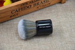 Wholesale Pro 43 - Pro Kabuki Brush #43 -High Quality- Beauty Cosmetics Makeup Blender Brushes DHL Free