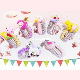 Wholesale New Hair Accessories Wholesale - New pet accessories Sweet and lovely cartoon pet accessories dog hairpin BB hair comb can wholesale 20pcs