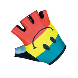 Wholesale Short Finger Bike Gloves - 2016 cycling gloves hot sale half finger gloves MTB bicycle riding racing outdoor sports wearing new style short finger bike gloves A-K29