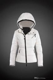 Wholesale Ladies Velvet Winter Jacket - hot mon M35 brand jacket parkas for women winter jacket Women Ladies anorak women coats hood parka New Style women jackets