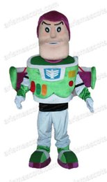 Wholesale Toy Story Cartoon Characters Costumes - AM0460 Toy Story Character Buzz Lightyear Mascot costume Cartoon mascot party costumes EVA foam mascot fur mascot advertising