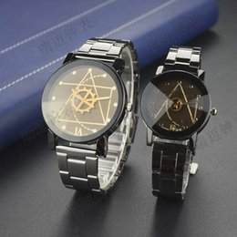 Wholesale Disc Watch - Gear small seconds disc fashion men and women stainless steel watch couple lover watch Wristwatches Birthday gifts Fashion Accessories