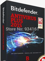 Wholesale Plus Security - wholesale- BitDefender Antivirus Plus 2015 License code about 320 days 1pc by DHgate message