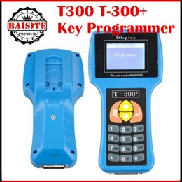Wholesale Manual Jeep - Factory price!!Professional t300 t 300 key programmer auto scanner V16.8 Auto Transponder Key Code T 300 Key programmer with manual