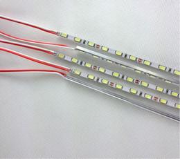 Wholesale Led Menu - 0.5M 4MM Width 5730 72leds m LED Strip Rigid Bar Edgelit Sidelight for Slim LED Signage Cystal Light Box LED Menu