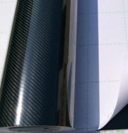 """Виниловый блеск из углеродного волокна онлайн-Стайлинг автомобиля 50x200cm 19.7""""x78.7"""" High Gloss 5D автомобиля стикер углеродного волокна виниловая пленка воздуха свободный пузырь мотоцикл авто Автомобиль обложки"""
