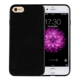 Wholesale Iphone Cas Wholesaler - For iPhone 7 7plus Luxury Style Ultra Thin Silicon TPU Soft Case For iPhone 6S plus 5S SE Phone Cas