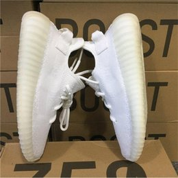 Wholesale Boys Ski Boots - Triple White CP9366 Kanye West Sply Boost 350 V2 Black Word CP9652 350V2 Boosts Men Women Sneaker Sport Running Shoes for Boys Size 13 Cheap