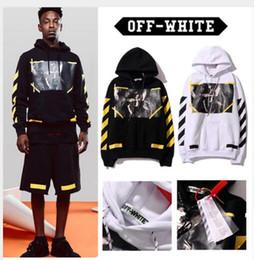 Wholesale Ladies Sweatshirt Xl - Off White Hoodie Men Women Religion Jesus Our Lady Kanye West Off White Abloh Virgil Sweatshirt Pullover Off White Hoodie