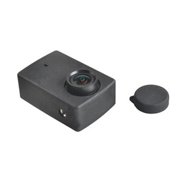 Wholesale Hard Lens Cases - Action Camera Accessories xiaoyi 2 Silicone Case+Lens Cover Rubber Shell for xiaomi yi II 2 xiaomi YI 4K Action Camera 2