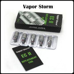 Wholesale E Cigarettes Storm - Top Quality Vapor Storm EC tank Coils 0.2 0.3 0.5 Ohm E cigarette Accessories VS Kanger Coils