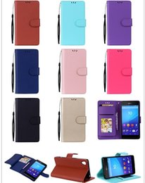 Wholesale Leather Covers For Diaries - Gorgeous diary book wallet photo frame flip leather case cover skin for Sony Xperia X XA XZ Case