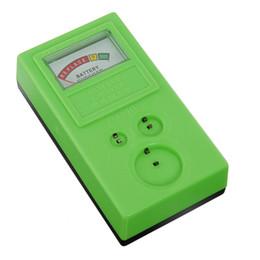 Células cr on-line-Relógios botão celular 3 v cr bateria volt tester para ferramentas de reparo verificador novo
