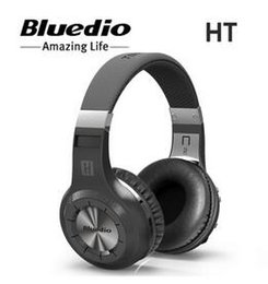 Bluetooth mp3 mas barato online-Más barato Bluedio HT (freno de disparo) Auriculares inalámbricos Bluetooth BT 4.1 Versión Auriculares estéreo Bluetooth incorporado Micrófono para llamadas DHL