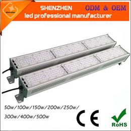 Wholesale Low Bay Led - 50w 100w 150w 200w 250w 300w 400w 500w led industrial lofts lighting low bay led industrial light led linear light