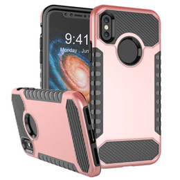 Affaire pour samsung note neo en Ligne-For Samsung Galaxy s8 s8Plus note 8 iphone 7 8 Rugged Neo Hybrid PC TPU Armor Slim Tough Cases
