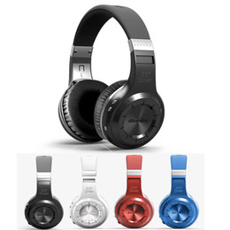 Wholesale Wireless Headsets For Laptops - Bluedio HT Turbine shooting Brake Wireless Bluetooth 4.1 Stereo Headphones Mic Headset Bass For Phone Laptop