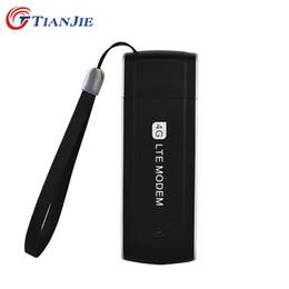 Wholesale lte usb dongle - New Arrival! Unlock Wireless Universal Portable 4G Modem SIM Card 100Mbps LTE FDD WCDMA EVDO USB Dongle Modem