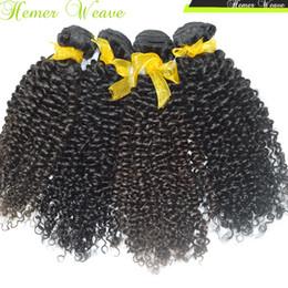2019 перуанский волос афро локон 8A Африка американский черный красоты афро кудрявый вьющиеся перуанские девственные волосы плетение 3 шт. / лот природные плотный завиток утки скидка перуанский волос афро локон