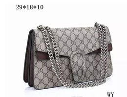 Wholesale Hand Bags Shoulder Lace - 2017 Wholesale-high quality top women handbag famous brand shoulder bag luxury fashion Clutch messenger bag women hand bag sac a main femme